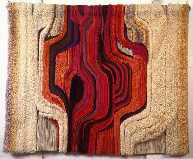 A arte da tape aria ganha vida em paris casa vogue arte - Cours de tapisserie d ameublement paris ...
