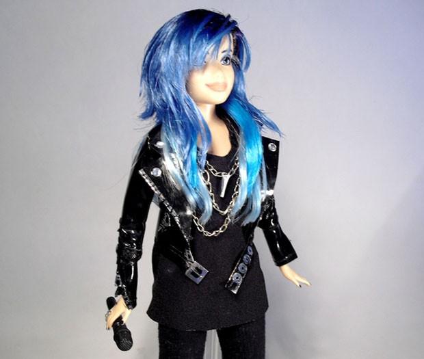 Boneca de Demi Lovato (Foto: Marcus Baby/Divulgação)