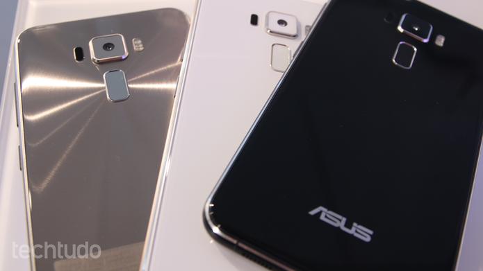 Ambos os modelos são vendidos nas cores branca, preto e dourado (Foto: Fabrício Vitorino/TechTudo)
