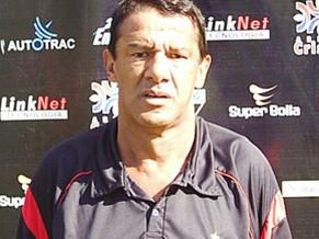 Mauro Fernandes - técnico  (Foto: GloboEsporte.com)