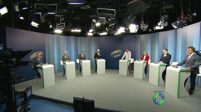 Debate entre os candidatos ao governo do Paraná - Parte 3