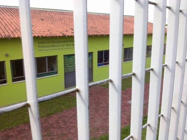 Funcionárias de creche não notaram sumiço de menino, diz mãe (Foto: Saulo Tiossi/TV Diário)