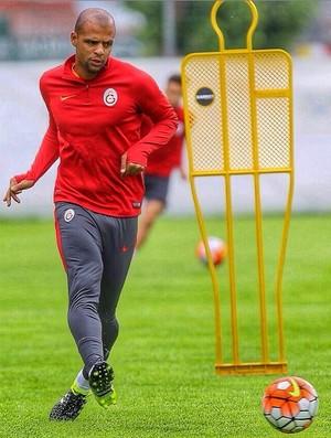 Felipe Melo Galatasaray Instagram (Foto: Reprodução / Instagram)