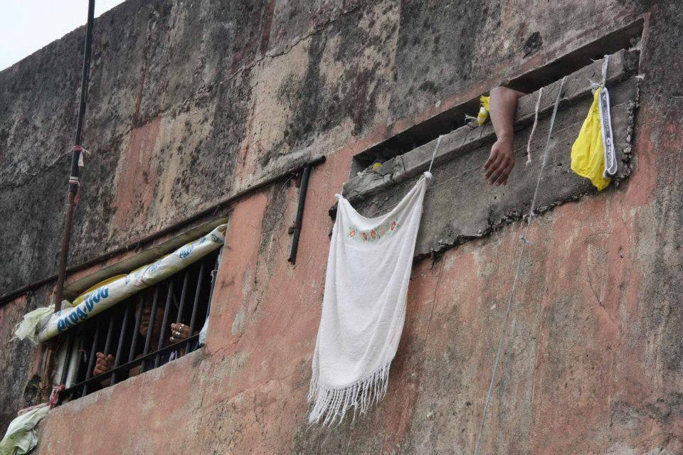 Penitenciária de marituba (Foto: Ascom MP)