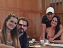 Luciano Camargo defende a namorada de Zezé: 'Tenho carinho'