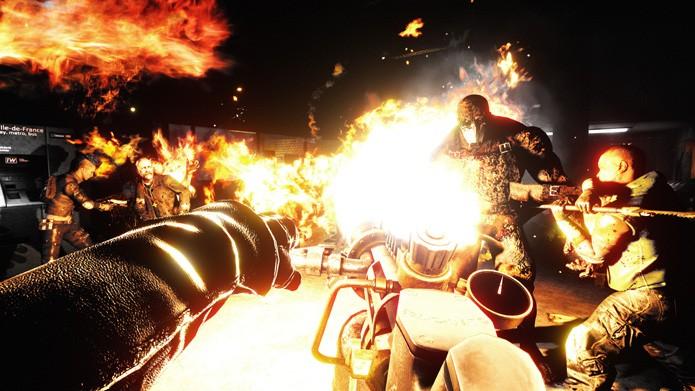 Killing Floor 2 chega para aumentar a tensão do primeiro game (Foto: Divulgação)