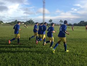 Guajará Esporte Clube, RO (Foto: Dayanne Saldanha)