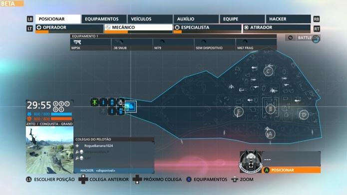 Battlefield Hardline: como jogar o novo modo Conquest (Foto: Reprodução/Murilo Molina)