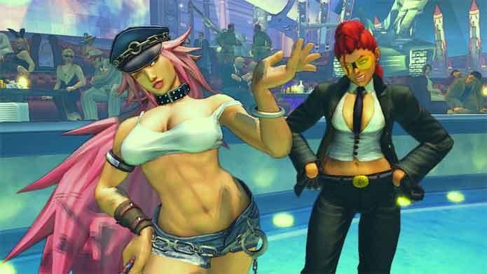 Ultra Street Fighter 4 é uma das promoções para PS3 e PS4 (Foto: Divulgação/Capcom)