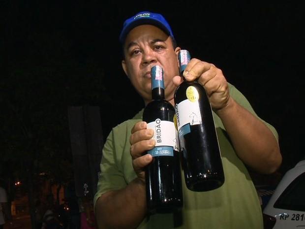 'Só por ser negro me confundiram com ladrão', diz policial do Espírito Santo (Foto: Reprodução/TV Gazeta)