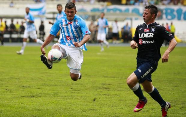 Ricardo Capanema foi um dos destaques do Paysandu (Foto: Tarso Sarraf / O Liberal)