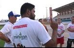 Índio Ferreira explica as razões que o fizeram deixar o comando do Internacional