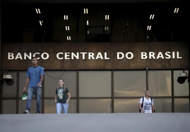 Sede do Banco Central, em Brasília (Foto: REUTERS/Ueslei Marcelino)