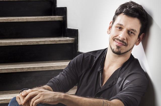 João Vicente de Castro (Foto: Sérgio Zalis/TV Globo)