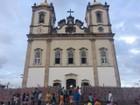 Fiéis homenageiam Irmã Dulce com procissão e missa em Salvador
