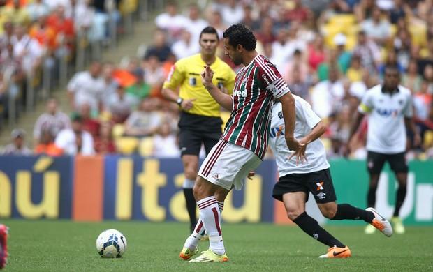 Fred Fluminense x Atlético-PR (Foto: Matheus Andrade / Photocâmera)
