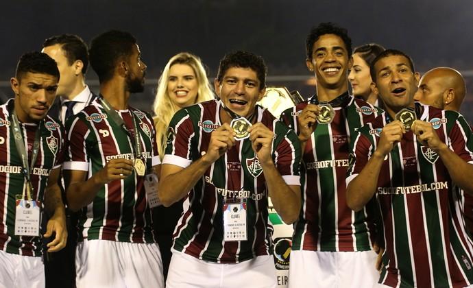 Edson, Fluminense (Foto: Nelson Perez/Fluminense FC)