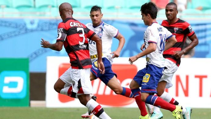 Arena Fonte Nova; Bahia x Atlético-GO; Gustavo Blanco (Foto: Felipe Oliveira/Divulgação/EC Bahia)