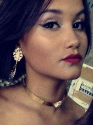 Sarah Mendes Clemente, de 14 anos, desapareceu na última sexta (20) (Foto: Reprodução/Facebook)