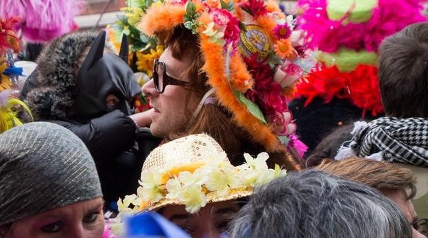 Carnaval (Foto: Flickr)