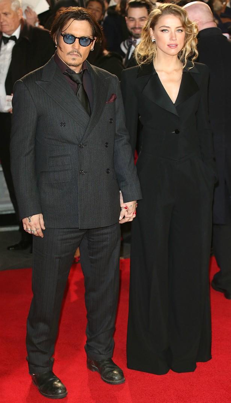 Jhonny Depp se casara com Amber Heard