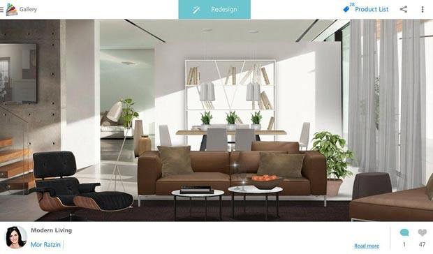 Homestyler-Interior-Design (Foto: Divulgação)