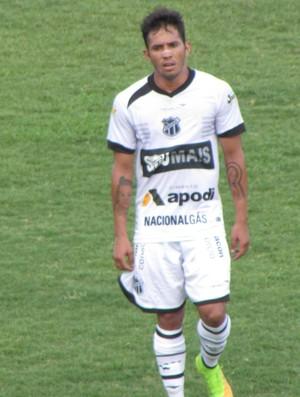 Assisinho, Ceará, atacante  (Foto: Juscelino Filho)