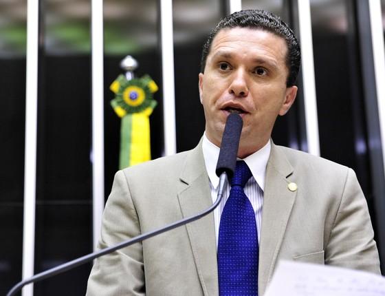 O deputado Fausto Pinato (Foto: Agência Camara dos Deputados)
