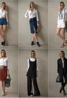Aprenda a usar a mesma camisa branca social em seis looks diferentes