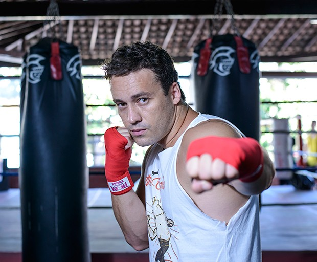 Rodrigo Andrade (Foto: Fabio Cordeiro/ Ed. Globo)
