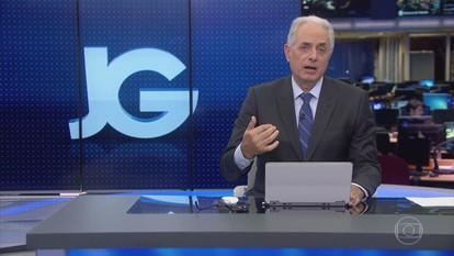 Jornal da Globo - Edição de Sexta-feira, 21/04/2017