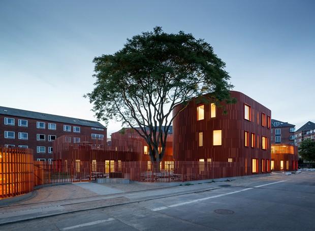 Forfatterhuset (Foto: Reprodução/Adam Mørk)