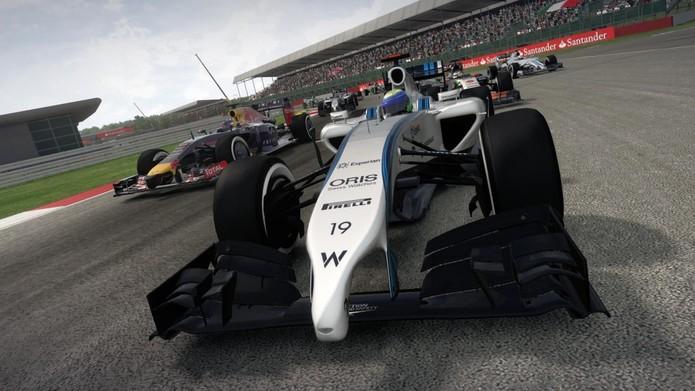 F1-2014 (Foto: Reprodução)
