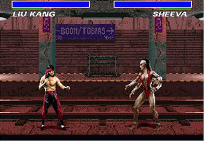 Ultimate Mortal Kombat 3 (Foto: Reprodução) (Foto: Ultimate Mortal Kombat 3 (Foto: Reprodução))