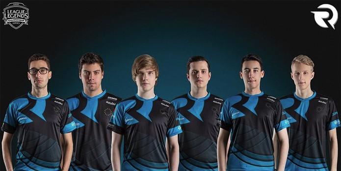 Origen é uma das equipes de destaque na Europa (Foto: Divulgação/Origen)
