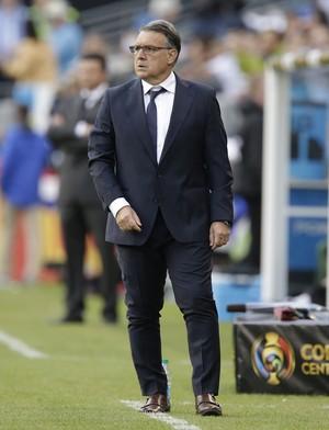 Tata Martino Argentina x Bolívia (Foto: AFP)