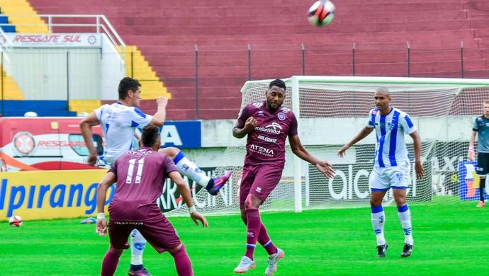 Estádio Centenário Caxias x Cruzeiro-RS (Foto: Geremias Orlandi/Caxias)