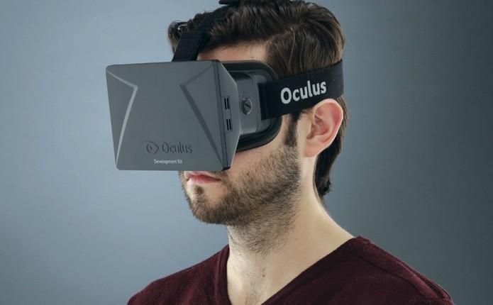 oculus rift (Foto: Divulgação)