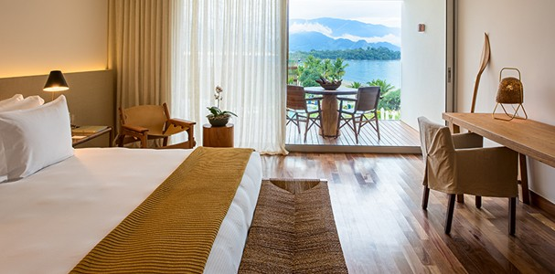 Hotel Fasano de Angra dos Reis (Foto: Divulgação)