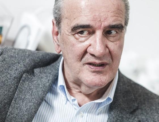 Luiz Gonzaga Belluzzo (Foto: Leonardo Rodrigues / Valor /Folhapress)