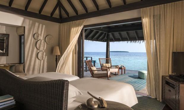 Anantara Kihavah Maldives Villas (Foto: Divulgação)