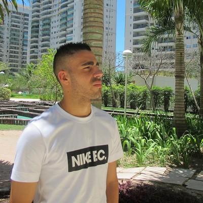 Gabriel, Botafogo (Foto: Fred Huber)