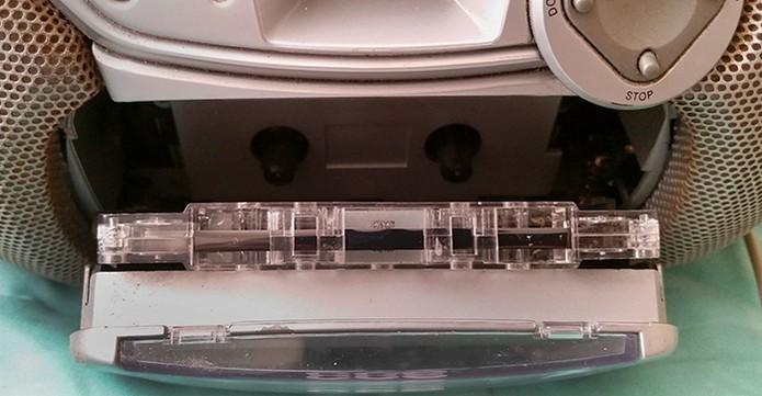 Pegue seu tocador e suas fitas cassete (Foto: Barbara Mannara/TechTudo)
