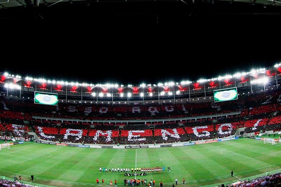 Acabou! Torcida rubro-negra esgota ingressos para jogo contra Atlético-PR