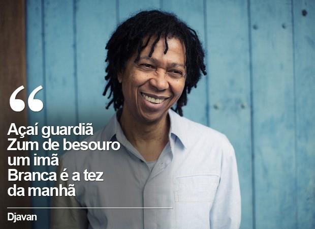 Djavan (Foto: Divulgação / Tomas Rangel)