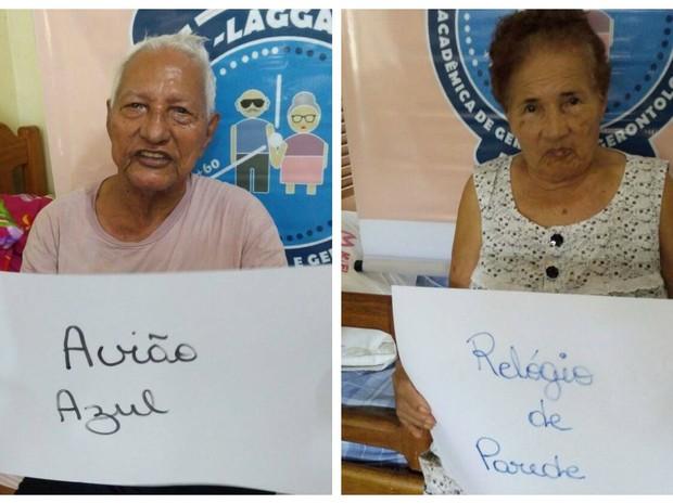 Doações serão entregues em até dia 17 de dezembro para os idosos  (Foto: Divulgação/Lagga)