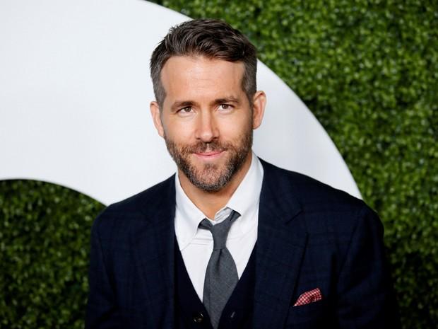 Ryan Reynolds em evento em Los Angeles, nos Estados Unidos (Foto: Danny Moloshok/ Reuters)