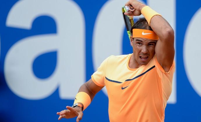 Rafael Nadal ATP Barcelona (Foto: JOSEP LAGO/AFP/Getty Images)