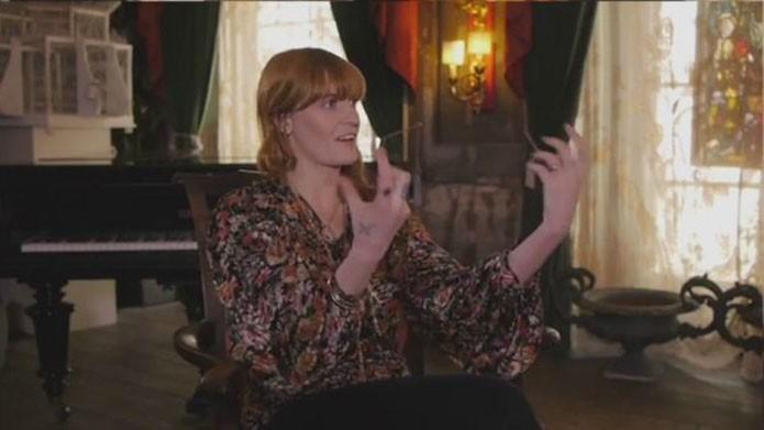 Florence & The Machine canta música de Final Fantasy 15 (Foto: Divulgação/Square Enix)