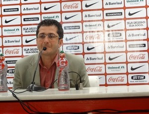 Luciano Davi vice futebol Inter (Foto: Tomás Hammes / Globoesporte.com)